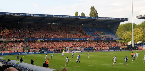Stade de l'Aube à Troyes